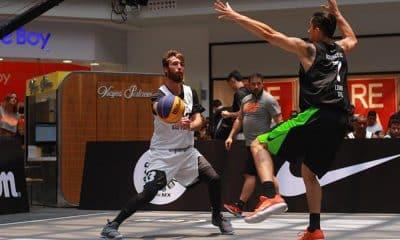 Jefferson Socas, no São Paulo DC, de basquete 3x3