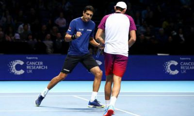 Marcelo Melo e Lukasz Kubot passam para as semifinais do ATP Finals