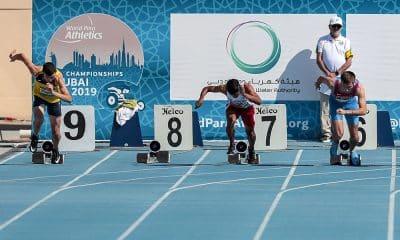 Mundial de Atletismo Paralímpico de Dubai