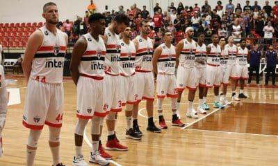 Pelo NBB, São Paulo bate o Botafogo em noite de veteranos inspirados