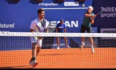 Orlando Luz e Rafael Matos são vice no Challenger de Montevidéu