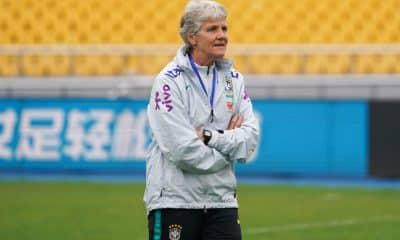 Pia Sundhage, treinadora da seleção brasileira de futebol feminino, é eleita mulher sueca do ano 2020