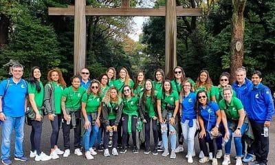 Brasil no mundial de handebol feminino antes da estreia contra a Alemanha