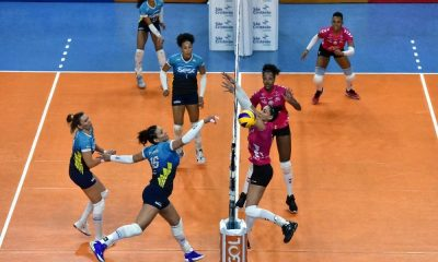 Sesc RJ x Osasco - Superliga Feminina
