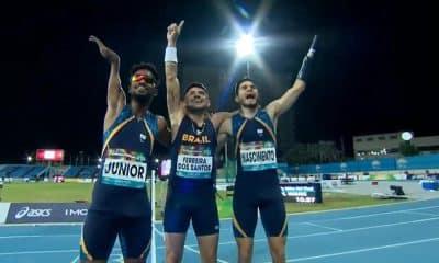 Mundial de Atletismo Paralímpico em Dubai