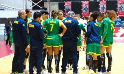 Brasil - Mundial de handebol
