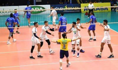 Taubaté x Cruzeiro - Superliga Masculina