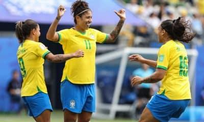 Brasil x México - Amistoso