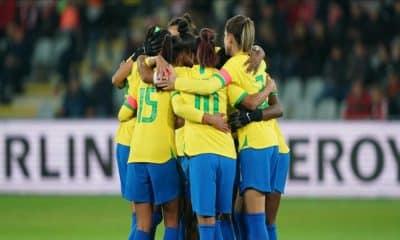 Seleção Brasileira top 10 ranking Fifa