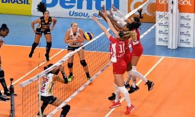 Osasco Audax x Praia Clube - Superliga Feminina