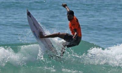 Artur Silva é levou o circuito brasileiro de surfe em 2019