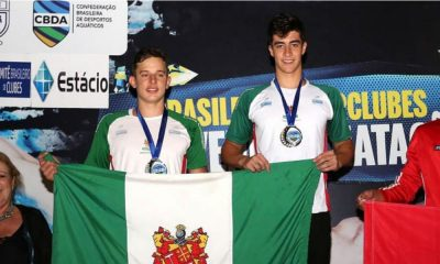 Brasileiro Interclubes Juvenil - Foto: Ricardo Sodré/SSPress/CBDA