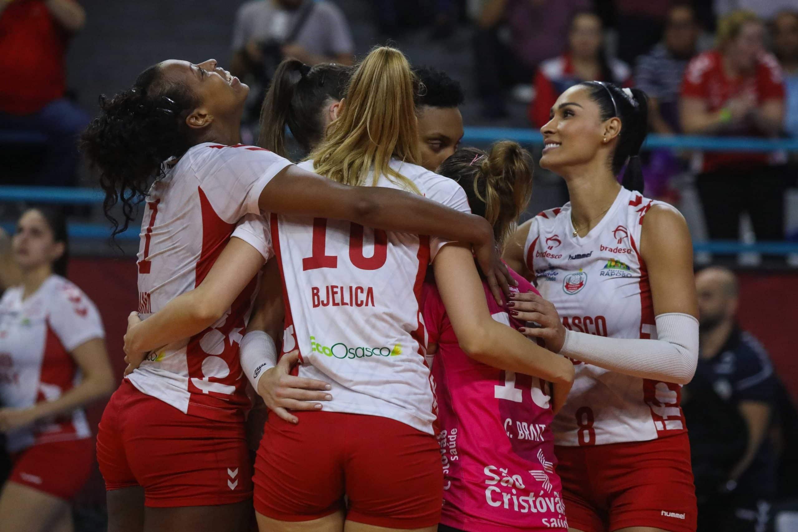 Osasco Audax x Valinhos - Superliga Feminina - ao vivo com desconto