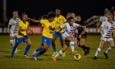 Brasil x EUA - Nike Friendlies