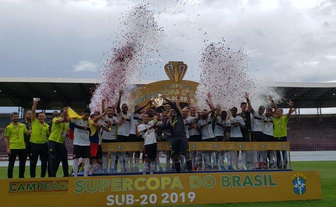 Flamengo x Palmeiras - Supercopa sub-20
