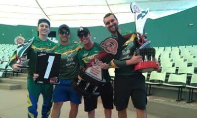 Equipe Paulinia BMX - Foto: Divulgação