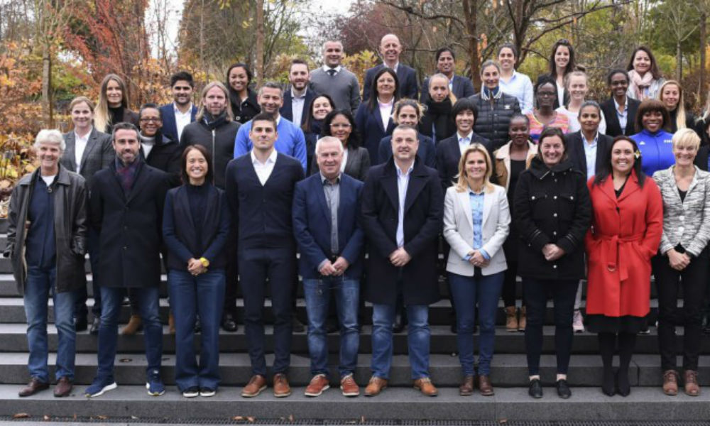 FIFA Coach Mentorship Programme - Foto: Divulgação/FIFA