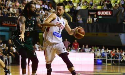 Franca x Aguada - Foto: Divulgação/ FIBA