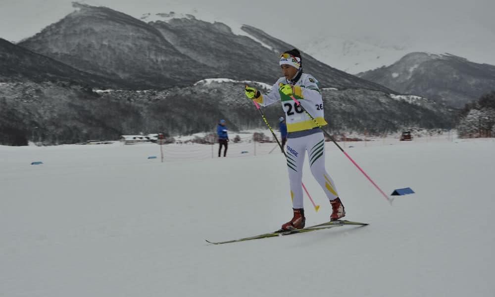 Jogos Olímpicos da juventude de inverno - Divulgação/ COB
