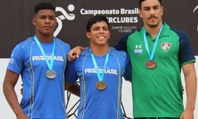 Taça Brasil de Saltos Ornamentais - Kawan Pereira e Luis Felipe Moura - Foto: Valter Araújo