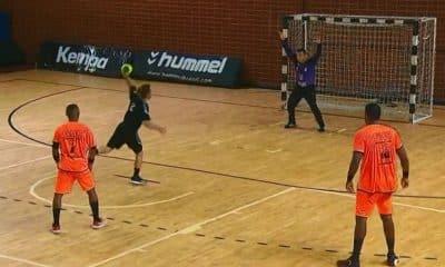 Pinheiros x CAI Liga Handebol Foto ReproduoSportTV