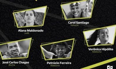 Prêmio Paralímpicos - Imagem: Reprodução/ CPB