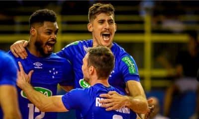 Sada Cruzeiro x Lube Civitanova - Foto: Divulgação/ FIVB