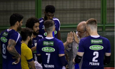 Sada Cruzeiro x Sesi Copa Brasil