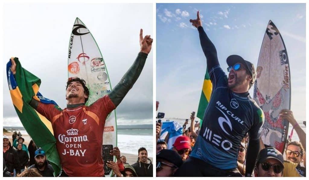 Gabriel Medina - surfe masculino - Jogos Olímpicos de Tóquio 2020 - ítalo Ferreira
