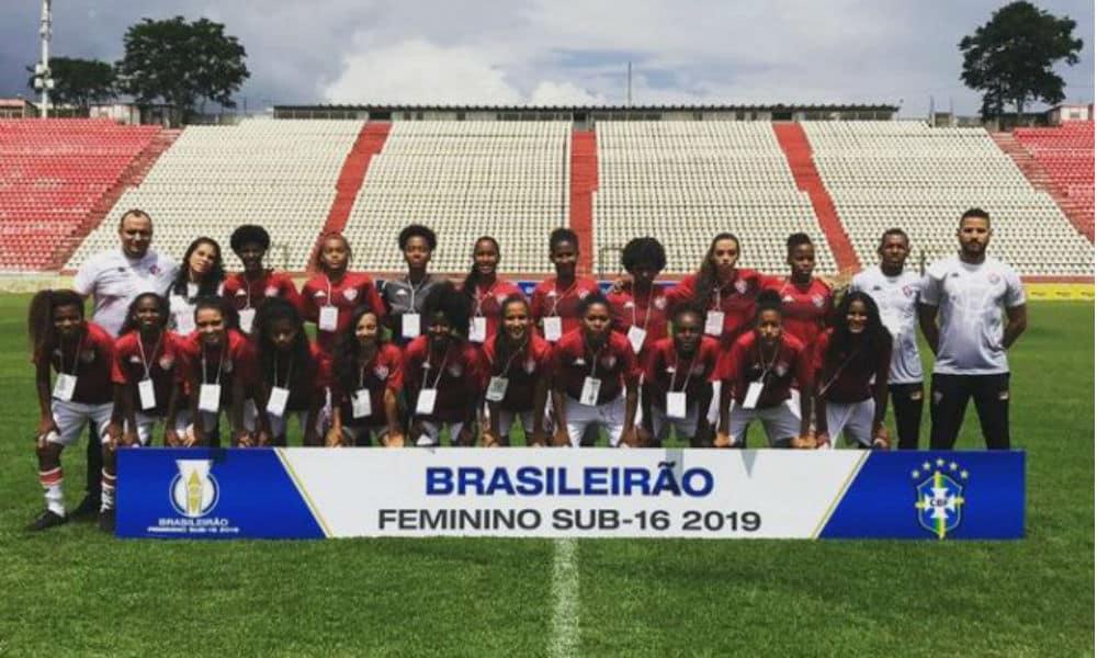 Vitória Sub-16 - Foto: Divulgação/ EC Vitoria