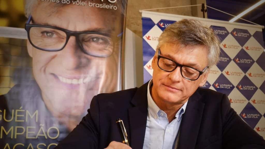 Lançamento livro Renan Dal Zotto