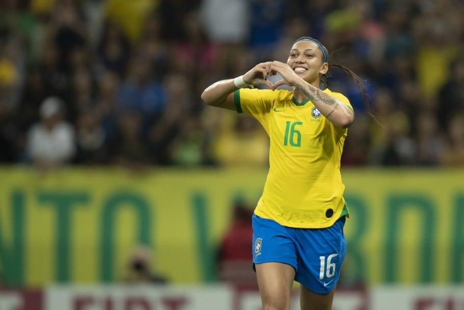 Bia Zaneratto carreira futebol feminino seleção brasileira