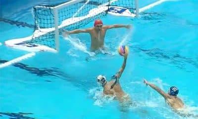 Brasil vence o Uzbequistão no Mundial Júnior de polo aquático