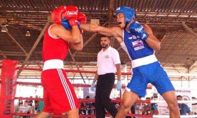 Brasileiro de Boxe Elite e Juvenil em Esteio