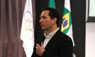Tiago Camilo reassume presidência da Comissão de Atletas do COB