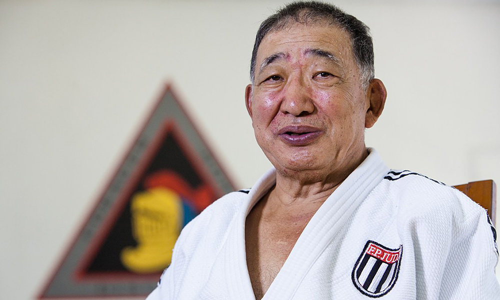 Chiaki Ishii, do judô