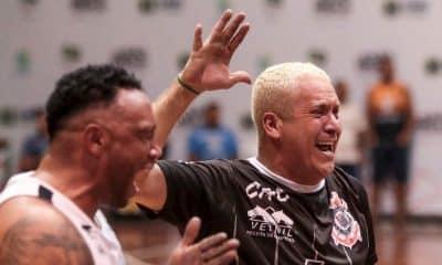 Corinthians, campeão brasileiro de basquete em cadeira de rodas