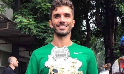 Danilo Fagundes, heptacampeão brasileiro de pentatlo moderno