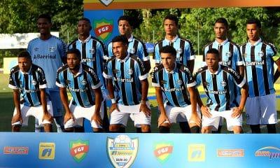 Grêmio e Oeste duelam pela final da Copa São Paulo de Futebol Júnior; O Olimpíada Todo DIa transmite a partida ao vivo, às 17h30 desta quarta-feira (22)