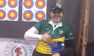 Jane Karla bate recorde mundial paralímpico indoor em Roma