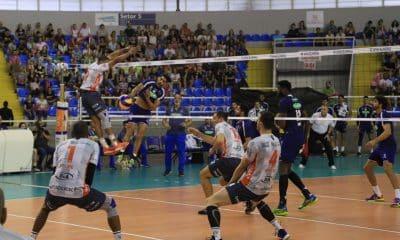 Neste sábado (14), a Superliga Masculina teve 4 jogos O OTD conta como foram as vitórias de Sada Cruzeiro, Pacaembu Ribeirão Preto, Vôlei Um e Vôlei Renata
