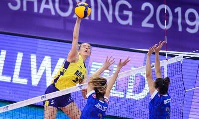 Minas e Guangdong no Mundial de Clubes de vôlei feminino
