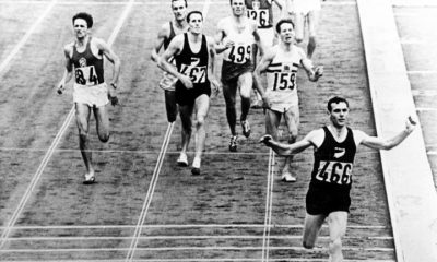 Peter Snell atletismo