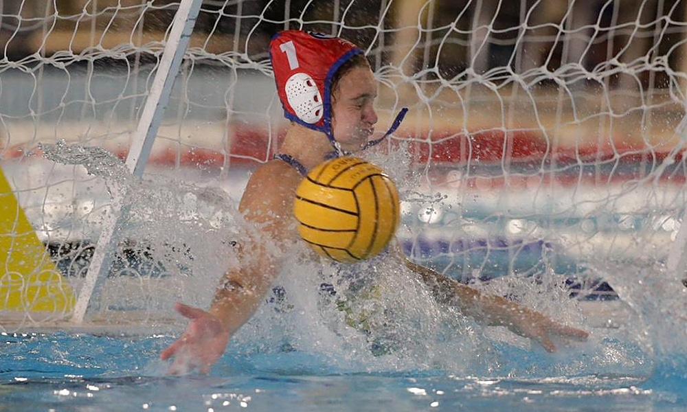 Pinheiros e Flamengo na final da liga nacional de polo aquático feminino