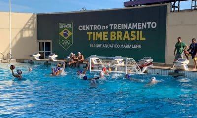 Seleção brasileira júnior de polo aquático