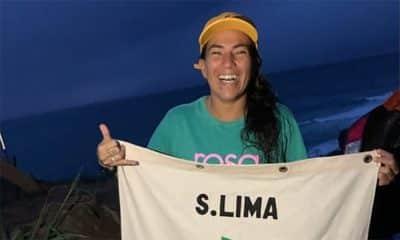 Silvana Lima comemora vaga em Tóquio 2020 no surfe feminino