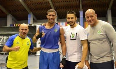 Luiz Oliveira - Hebert Souza - Strandja