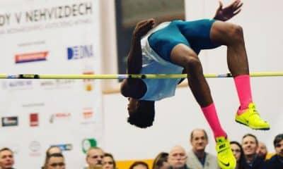 Fernando Ferreira - recorde indoor salto em altura