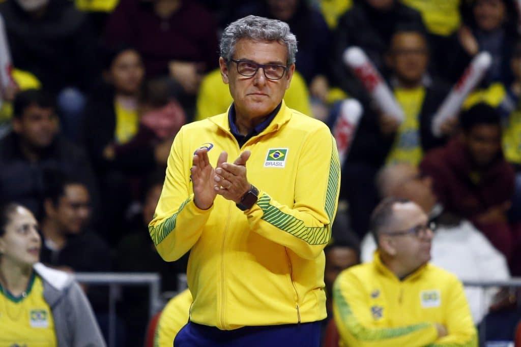 Zé Roberto Guimarães - Jogos Olímpicos tabela do torneio de vôlei feminino dos Jogos Olímpicos Tóquio 2020