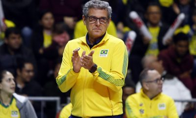 Zé Roberto Guimarães - Jogos Olímpicos